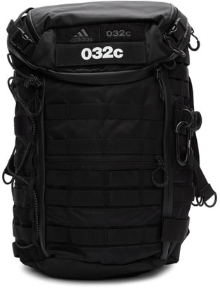 032c Black adidas Originals Edition Backpack