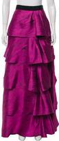 Sachin + Babi Noir Printed Maxi Skirt