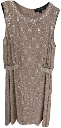Jenny Packham Pink Glitter Dress for Women