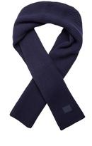 Acne Studios Bansy ribbed-knit wool scarf