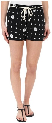 Splendid Women's Sandollar Woven Shorts