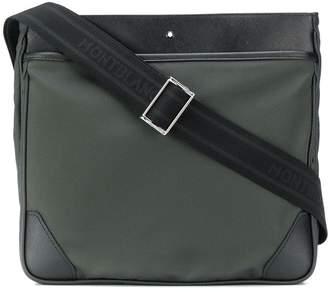 Montblanc loho plaque messenger bag