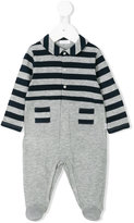 Il Gufo striped detail pyjama