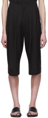 Julia Jentzsch Black Xing Shorts