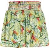Benetton Pleated skirt multicolor