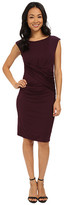 KUT from the Kloth Scoop Neck Dress w/ Cross Over Back