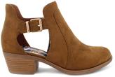 Christian Lacroix Cognac Pila Ankle Boot