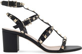 Valentino Garavani Rockstud 60 leather sandals