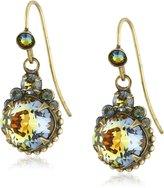 "Sorrelli Volcano"" Crystallized Drop Earrings"