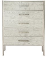 Bernhardt Madigan Tall 5 Drawers Standard Dresser