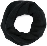 Pierre Louis Mascia Pierre-Louis Mascia ribbed patterned snood