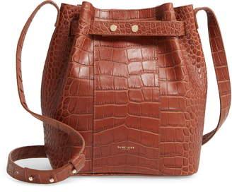 DeMellier Naples Leather Shoulder Bag