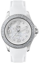 Ice Watch Ice-Watch Women's ICE Crystal Analog Watch - Silver/White