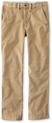 L.L. Bean Men's L.L.Bean Stretch Country Corduroy Pants, Natural Fit Hidden Comfort Waist