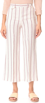 Theory Nadeema Wide Leg Pants