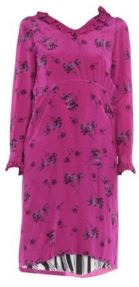 Balenciaga 3/4 length dress
