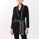 Eve's Temptation Valentina Mini Wrap Robe