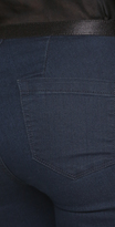 Blank Pull On Flare Jeans