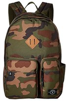 Parkland The Academy (Classic Camo) Backpack Bags