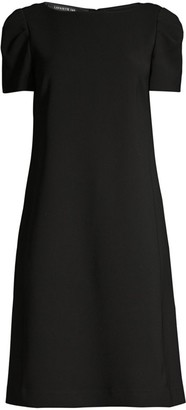 Lafayette 148 New York Cohen Short-Sleeve Dress