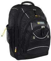 """Outdoor Products 21"""" Sea-Tac Rolling Backpack - Black"""