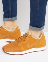 Nike Berwuda Premium Sneakers In Yellow 844978-701