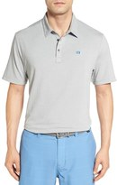 Travis Mathew Men's 'Fugetaboutit' Stretch Twill Polo