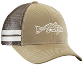 Flying Fisherman Men's Baseball Caps KHAKI - Khaki & Chocolate Redfish Trucker Hat - Men