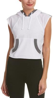 Blanc Noir Women's Crop Hoodie Sweatshirt