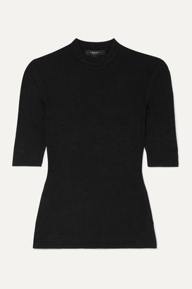Twenty Montreal Mackay Ribbed Stretch-jersey T-shirt