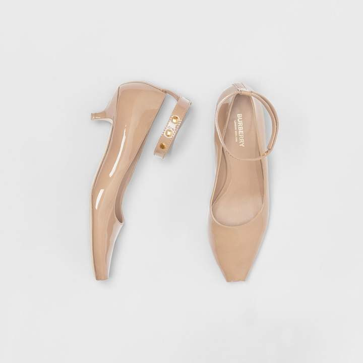 81fffcc5c9 Peep Toe Kitten Heel - ShopStyle