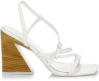 Mercedes Castillo Kelise Leather Sandals