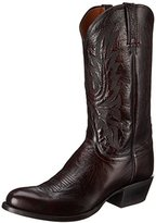 Lucchese Classics Men's Carson-Bc Lonestar Calf Cowboy Riding Boot
