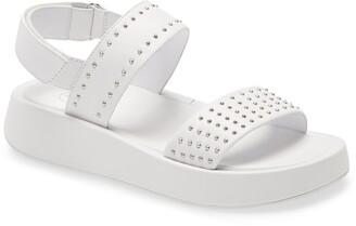 Ash Vivi Studded Platform Sandal