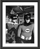 William Stafford Batman and Robin Art