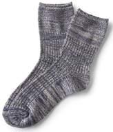Metallic Boot Socks