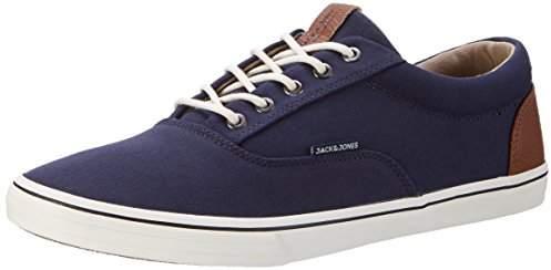 üppiges Design Top Qualität am besten bewertet neuesten Men's Shoes Jack & Jones Mens Jfwaustin Denim Stripe Bright ...