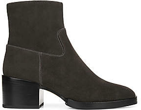 Via Spiga Women's Ginevra Suede Ankle Boots