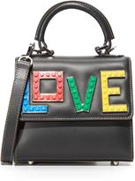 Les Petits Joueurs Exclusive Micro Alex Love Bag