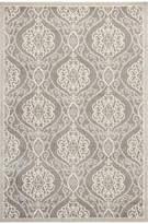 Asstd National Brand Mosaic Indoor/Outdoor Rectangular Rug