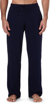 Polo Ralph Lauren Embroidered-logo lounge trousers