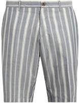 J.w.brine J.W. BRINE Striped cotton shorts