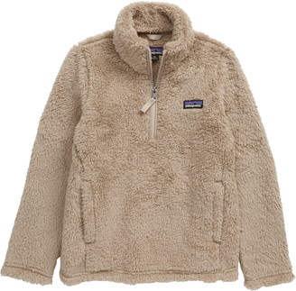 Patagonia Los Gatos Quarter Zip Fleece Pullover