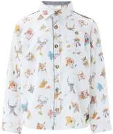 Monsoon Ryan Woodland Long Sleeve Shirt