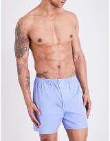 Zimmerli Woven Cotton Boxer Shorts
