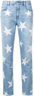 Stella McCartney Star boyfriend jeans