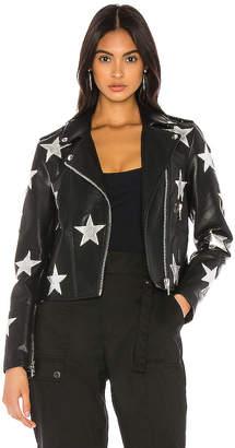 Blank NYC Blanknyc BLANKNYC Leather Moto Jacket