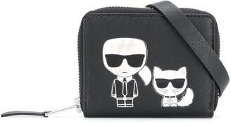 Karl Lagerfeld Paris & Choupette belt bag