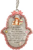 Bed Bath & Beyond Quest Collection Baby Girl Blessing Hamsa Amulet