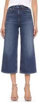 Denim x Alexander Wang Drill High Rise Wide Leg Jeans